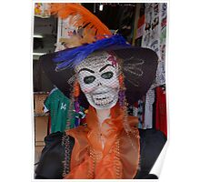 Fancy Catrina - All Souls' Day Poster