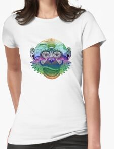 MONKEY COLLECTION DEGRADE RAINBOW Womens T-Shirt