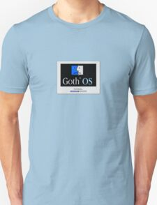 Goth OS (System 9) T-Shirt