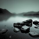 Ullswater Mist by Brian Kerr