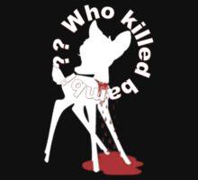 who killed bambi revisited by geotasi