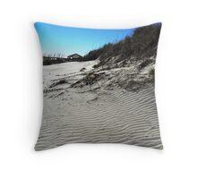 Jekyll Island Dune Throw Pillow