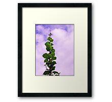 Giants in the Sky Framed Print