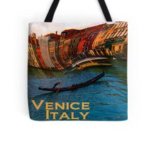 Wacky Venice, Italy Print Tote Bag