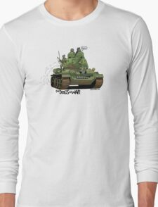 The Dogs of War: T34 Long Sleeve T-Shirt