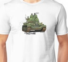 The Dogs of War: T34 Unisex T-Shirt