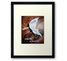 A Dream Within Framed Print