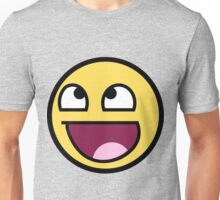 Awesome Face Epic Smiley HEHE Unisex T-Shirt