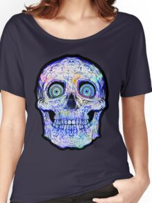 Spaceskull Women's Relaxed Fit T-Shirt