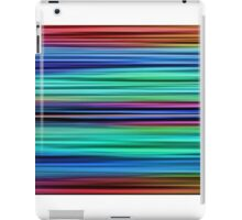 Streaming Color iPad Case/Skin