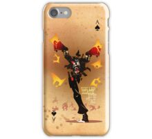 Full Deck - The Ace of Spades iPhone Case/Skin
