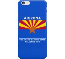 Welcome to Arizona Road Sign iPhone Case/Skin