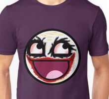 Awesome Face Epic Smiley JOKER Unisex T-Shirt