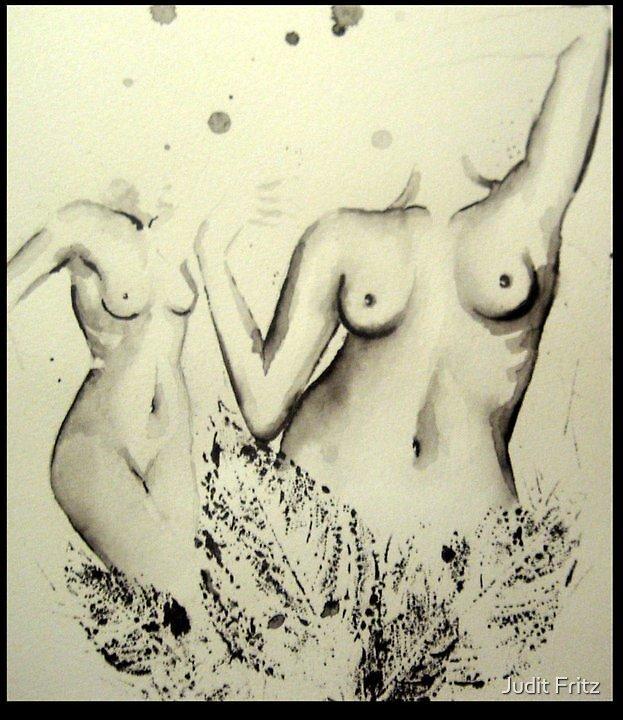 girls by Judit Fritz