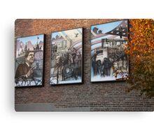 Dixon, IL Canvas Print