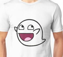 Awesome Face Epic Smiley BOO Unisex T-Shirt