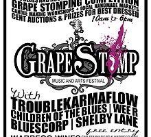 GrapeStomp Festival by BenClark