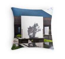 Bonsai Show Throw Pillow