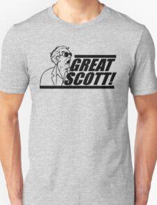 Doc E. Brown Great Scott T-Shirt