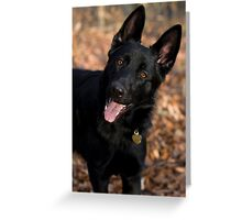 Smile Etta! Greeting Card