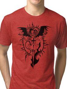 Cross Girl Tri-blend T-Shirt