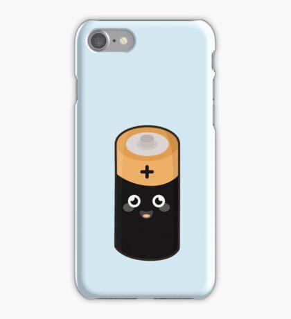 Kawaii Battery iPhone Case/Skin