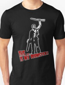 Ash - Evil Dead/Army of Darkness - Boomstick (Updated) T-Shirt