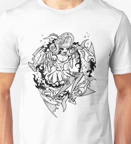 Piranha Betty Unisex T-Shirt