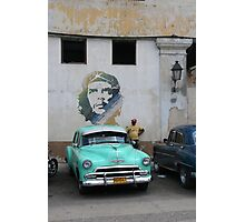 Che Car Photographic Print