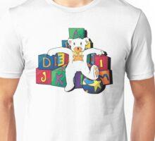 Teddy On The Blocks Unisex T-Shirt