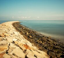 Breakwater by Dean Mullin
