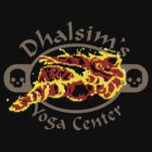 Dhalsim's Yoga Center by Brinkerhoff