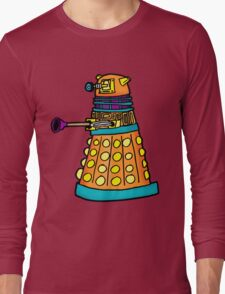 Zack's Little Dalek Long Sleeve T-Shirt