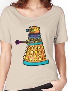 Zack's Little Dalek Women's Relaxed Fit T-Shirt