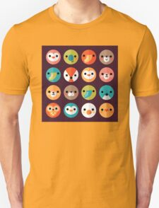 Smiley Faces T-Shirt
