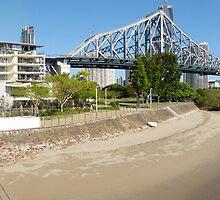 Brisbane panorama by PhotosByG