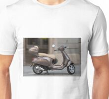 Classic Vespa scooter Unisex T-Shirt