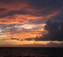 Hawaiian Sunset by Katie Grove-Velasquez