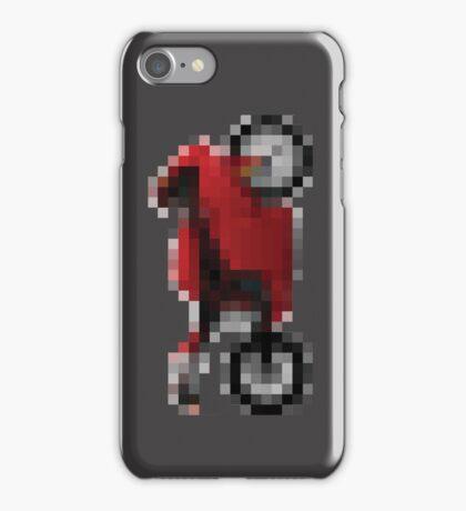 Pixel Ducati Motorbike Thing iPhone Case/Skin
