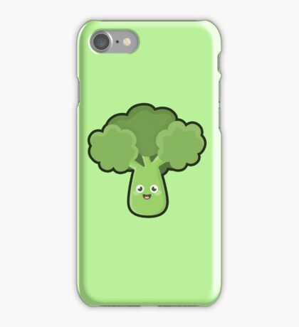 Kawaii Broccoli iPhone Case/Skin