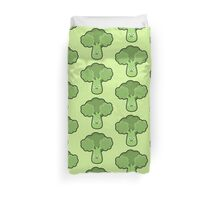 Kawaii Broccoli Duvet Cover