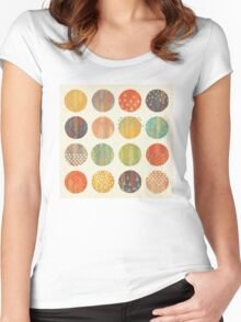 Celestial Bodies Women's Fitted Scoop T-Shirt