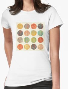 Celestial Bodies Womens Fitted T-Shirt