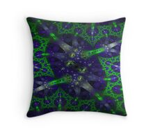 Spherically Connected Throw Pillow