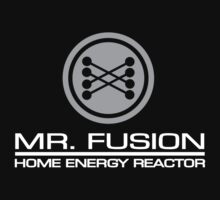 Mr Fusion Home Energy Reactor by McPod
