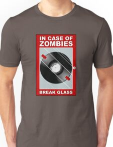 Emergency Zombie Weapons - Electro Unisex T-Shirt