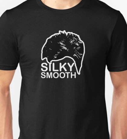 Hairstyling can be Silky Smooth Unisex T-Shirt