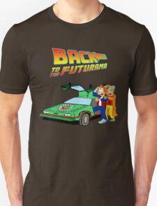 Back to the Future Futurama T-Shirt