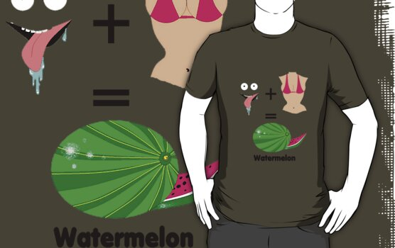 Great Watermelons! by Cherie Roe Dirksen