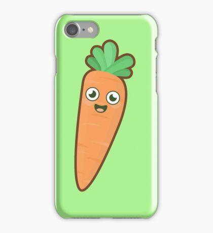 Kawaii Carrot iPhone Case/Skin